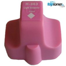 TOPTONER UTÁNGYÁRTOTT HP 363XL LIGHT MAGENTA (PHOTO MAGENTA) (C8775) (LM@13 ML) KOMPATIBILIS TINTAPATRON Photosmart 3110, 3210,3310, 8200, 8230, 8250, C5180, C6150, C6180, C6185, C6200, C6270, C6280