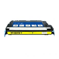 TOPTONER UTÁNGYÁRTOTT HP Q6472A CRG-711 YELLOW (Y@4.000 oldal) KOMPATIBILIS TONER HP 3600, 3800, CP3505, LBP5300, LBP5360, MF8450, MF9130, MF9170, MF9220, MF9280