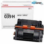 Canon CRG039H Toner 25k LBP351x, LBP352x