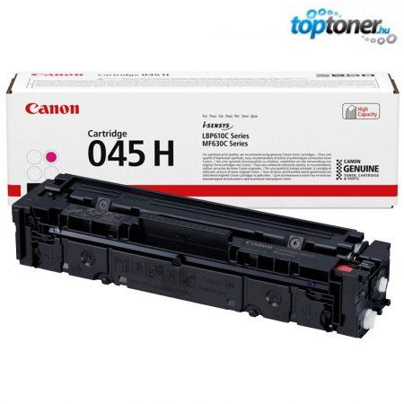 CANON CRG045H (CRG-045H) MAGENTA EREDETI TONER
