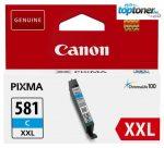 CANON CLI581XXL (CLI-581XXL) CYAN EREDETI TINTAPATRON TS8150, TS8151, TR7550, TR8550, TS6150, TS6151, TS8152, TS9150, TS9155