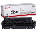 CANON CRG055H (CRG-055H) BLACK EREDETI TONER