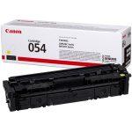CANON CRG054 (CRG-054) YELLOW EREDETI TONER
