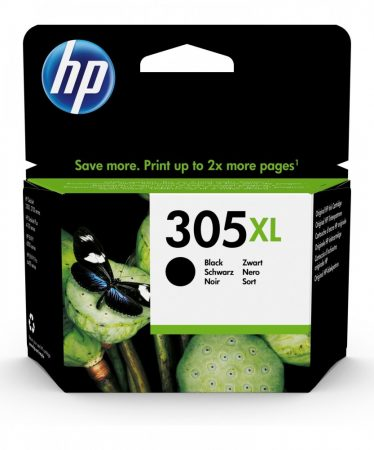 HP 3YM62AE Patron Black No.305XL (Eredeti)