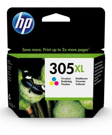 HP 3YM63AE Patron Tri-Color No.305XL (Eredeti)