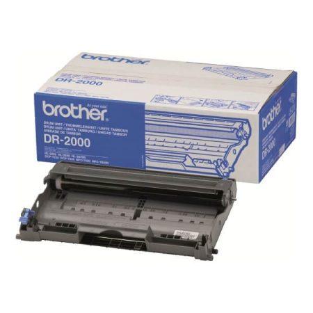 Brother DR2000 DR-2000 Eredeti (Drum) Dobegység HL2030, HL2040, HL2070N, HL2045, HL2075N, DCP7020, DCP7010, DCP7010L, DCP7025, FAX2820, FAX2825, FAX2850, FAX2910, FAX2920, MFC7220, MFC7225N, MFC7420