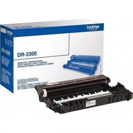 Brother DR2300 DR-2300 Eredeti (Drum) Dobegység L2500, L2520, L2540, L2560, L2300, L2320, L2340, L2360, L2700, L2720, L2740