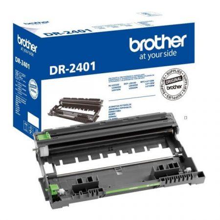 Brother DR2401 DR-2401 Eredeti (Drum) Dobegység L2312, L2352, L2372, L2512, L2532, L2552, L2712, L2712, L2732