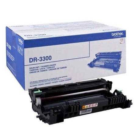Brother DR3300 DR-3300 Eredeti (Drum) Dobegység HL5440D, HL5450DN, HL5470DW, HL6180DW, DCP8110DN, DCP8250DN, MFC8510DN, MFC8520DN, MFC8950DW