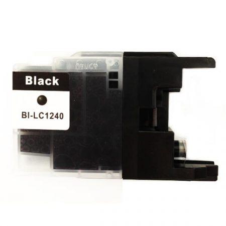 HQ PREMIUM BROTHER LC1240 BLACK (BK@20 ml) UTÁNGYÁRTOTT TINTAPATRON J280, J430, J625, J5910, J6510, J6710, J6910, J525, J725, J925