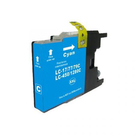 HQ Premium Compatible Brother LC1280XL CYAN Ink Cartridge MFCJ5910, MFCJ6510, MFCJ6710, MFCJ6910