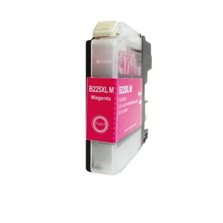 HQ Premium Compatible Brother LC225XL MAGENTA Ink Cartridge DCPJ4120DW, MFCJ4420DW, MFCJ4425DW, MFCJ4620DW, MFCJ4625DW, MFCJ5320DW, MFCJ5620DW, MFCJ5625DW, MFCJ5720DW