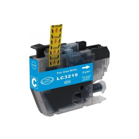 HQ Premium Compatible Brother LC3217 LC3219 CYAN Ink Cartridge with CHIP J5330DW, J5335DW, J5730DW, J5930DW, J6530DW, J6930DW, J6935DW