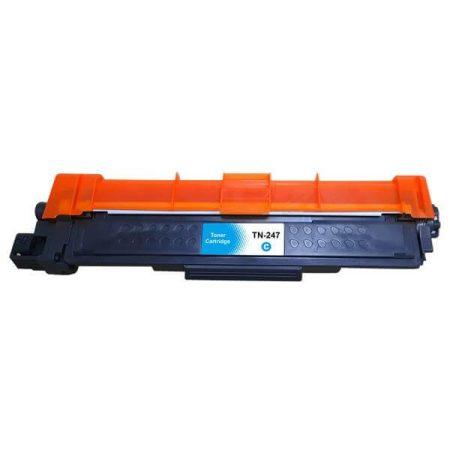 HQ Premium Compatible Brother TN247 CYAN Toner with Chip L3210CW, L3230CDW, L3270CDW, L3710CW, L3730CDN, L3750CDW, L3770CDW, L3510CDW, L3550CDW