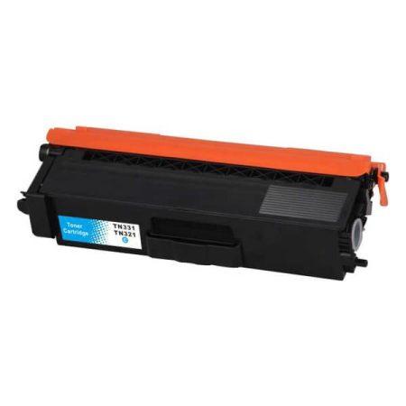 HQ Premium Compatible Brother TN321 TN331 CYAN Toner L8400, L8450, L8250, L8350, L8600, L8850, L9550
