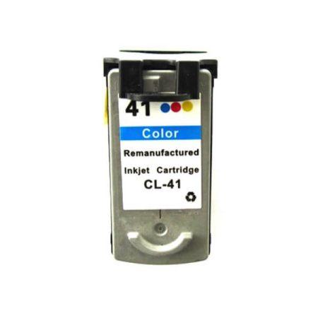 HQ PREMIUM CANON CL41 (CL-41) COLOR (CMY@15 ml) UTÁNGYÁRTOTT TINTAPATRON IP1200, IP1300, IP1600, IP1700, IP1800, IP2400, MP140, MP150, MP160, MP170, MP180, MP190, MP210, MX300, MX310