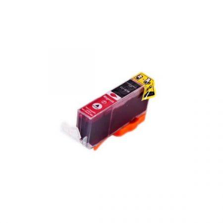 TOPTONER UTÁNGYÁRTOTT CANON CLI521 (CLI-521) MAGENTA (M@11 ml) KOMPATIBILIS CHIPES TINTAPATRON MP540, MP620, MP630, MP980, iP3600, iP4600, iP4700, MP550, MP560, MP620, MP630, MP640, MP980, MX860