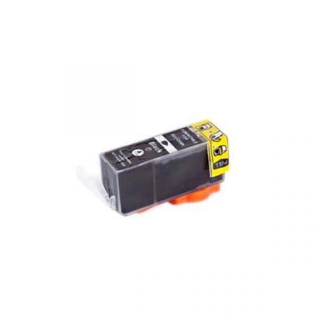 HQ PREMIUM CANON PGI520 (PGI-520) BLACK (BK@21 ml) CHIPES UTÁNGYÁRTOTT TINTAPATRON MP540, MP620, MP630, MP980, iP3600, iP4600, iP4700, MP550, MP560, MP620, MP630, MP640, MP980, MX860