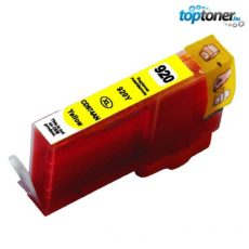 TOPTONER UTÁNGYÁRTOTT HP 920XL (CD974A) YELLOW CHIPES (Y@15 ML) KOMPATIBILIS TINTAPATRON Officejet 6000, 6500, 7000
