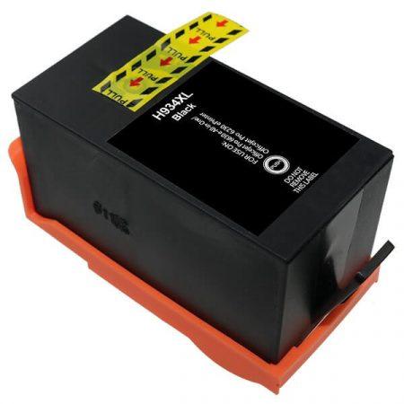TOPTONER UTÁNGYÁRTOTT HP 934XL (C2P23AE) BLACK (BK@53 ML) KOMPATIBILIS TINTAPATRON HP Officejet 6812, 6815, 6820, 622, 6825, 6230, 6810, 6830, 6835