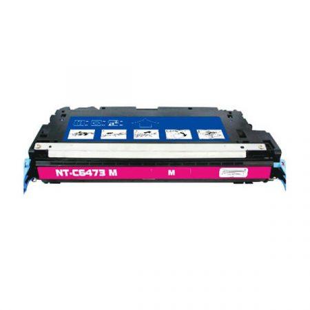 HQ PREMIUM HP Q6473A CRG-711 MAGENTA (M@4.000 oldal) UTÁNGYÁRTOTT TONER LaserJet 3600, LaserJet 3800, CP3505, LBP5300