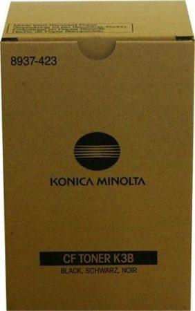 Konica Minolta CF TONER K3B 8937-423 Eredeti toner