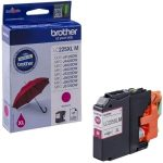 BROTHER LC225XL (LC-225XL) MAGENTA EREDETI TINTAPATRON DCP-J4120DW, MFC-J4420DW, J4425DW, J4620DW, J4625DW, J5320DW, J5620DW, J5625DW, J5720DW