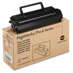 Konica Minolta PageWorks Pro6 Pagepro6 PP6 Eredeti Toner