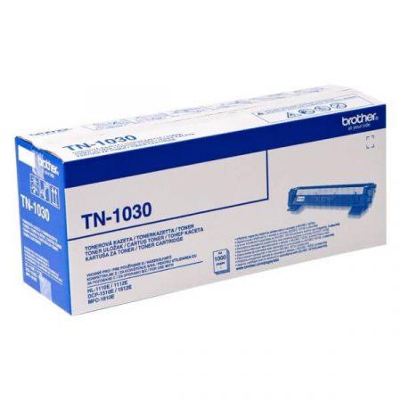 BROTHER TN1030 EREDETI TONER HL1110, HL1112, HL1210, MFC1810E, MFC1815, DCP1510E, DCP1512, MFC1610, MFC1910
