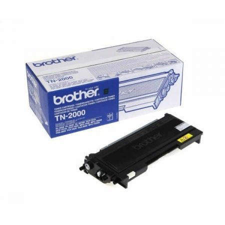 BROTHER TN2000 EREDETI TONER MFC7220, MFC7420, MFC7820, DCP7010, DCP7020, HL2020, HL2030, HL2032, HL2040, HL2045, HL2050, FAX2850, FAX2820, FAX2825, FAX2920
