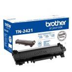 BROTHER TN2421 EREDETI TONER L2312D, L2352DW, L2372DN, L2512D, L2532DW, L2552DN, L2712DN, L2712DW, L2732DW